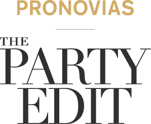 Pronovias Party Edit